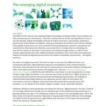 GT Briefing June 2013 The Digital Economy